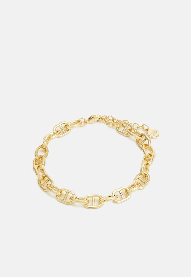NINA BRACE PLAIN - Bracelet - gold-coloured