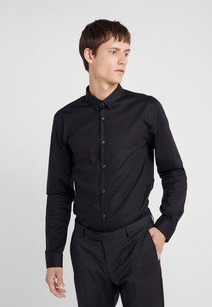 ERO EXTRA SLIM FIT - Formal shirt - black