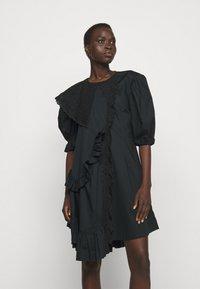 Vivetta - DRESS - Koktejlové šaty/ šaty na párty - black - 0