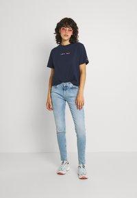 Tommy Jeans - NORA - Skinny džíny - denim light - 1