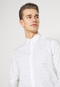 Solid - Shirt - white - 3