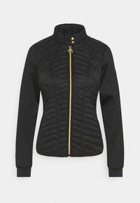 Barbour International - HALLSTATT - Summer jacket - black - 5