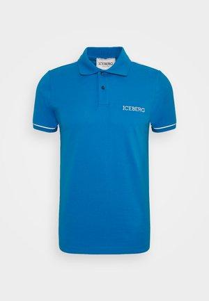 Polo shirt - turchese