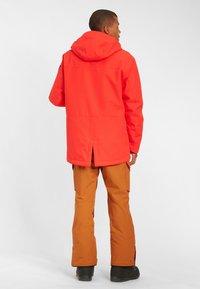 O'Neill - Kurtka narciarska - fiery red - 3