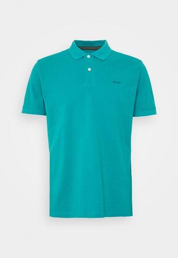Polo - teal blue