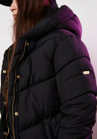 Next - Winter coat - black - 0