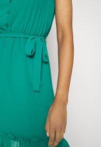 Trendyol - Vestido de cóctel - green - 5