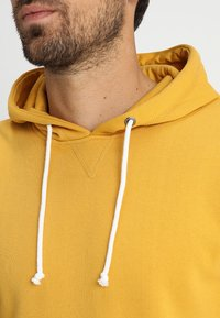 Pier One - Sweat à capuche - yellow - 4