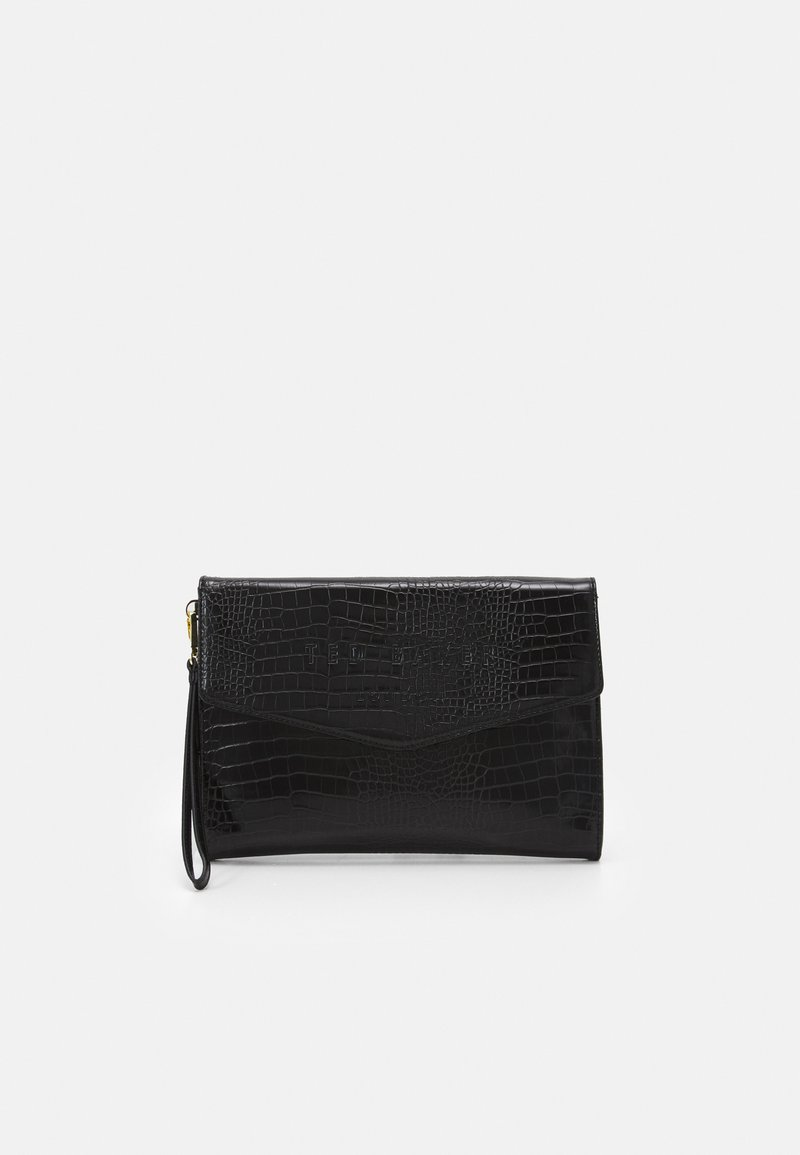 Ted Baker - CROCEY - Clutch - black