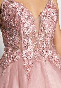 Luxuar Fashion - Robe de cocktail - rosé - 4