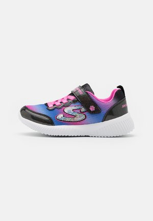 BOBS SQUAD - Sneakers - black/multicolor