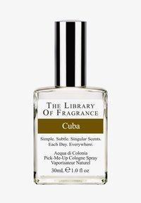 The Library of Fragrance - EAU DE COLOGNE - Eau de Cologne - cuba - 0