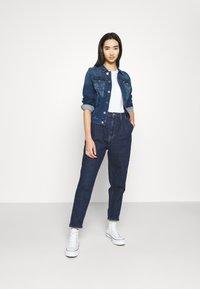 Tommy Jeans - VIVIANNE SLIM TRUCKER - Denim jacket - denim - 1