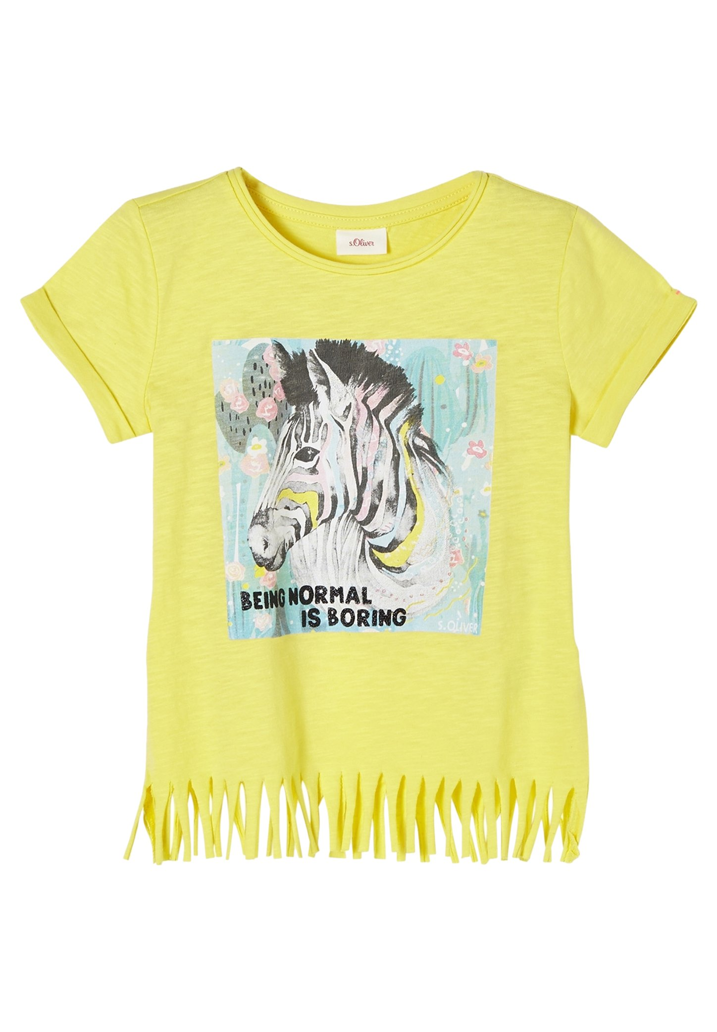 Kinder MIT FRANSEN - T-Shirt print