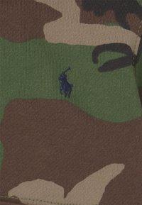 Polo Ralph Lauren - HOOD - Zip-up hoodie - green - 2