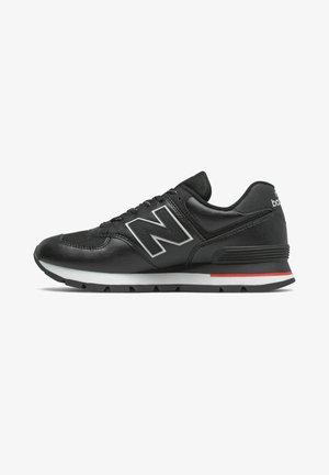 RUGGED - Sneakers - black/red