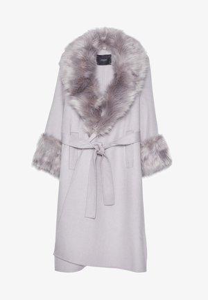 Winter coat - dark purple