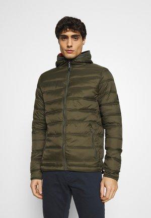 CREEKSIDE - Light jacket - army
