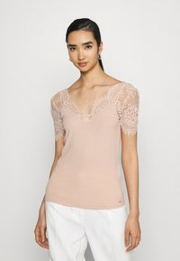 Morgan - DENATA - Print T-shirt - ballerine - 0