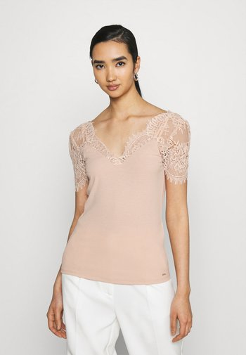 DENATA - Print T-shirt - ballerine