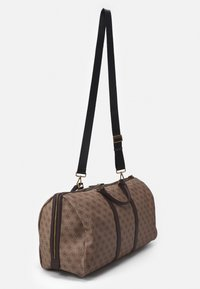 Guess - VEZZOLA UNISEX - Weekend bag - brown - 1