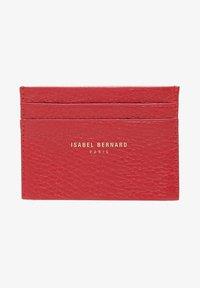 Isabel Bernard - Wallet - rot - 1