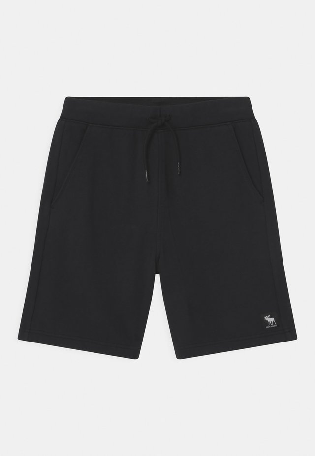 ABOVE THE KNEE - Shorts - black