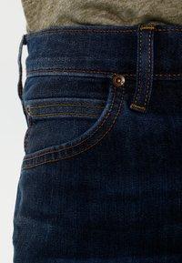 Lee - MORTON - Straight leg jeans - deep blue river - 3