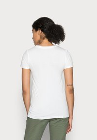 GAP - CREW - Basic T-shirt - white - 2