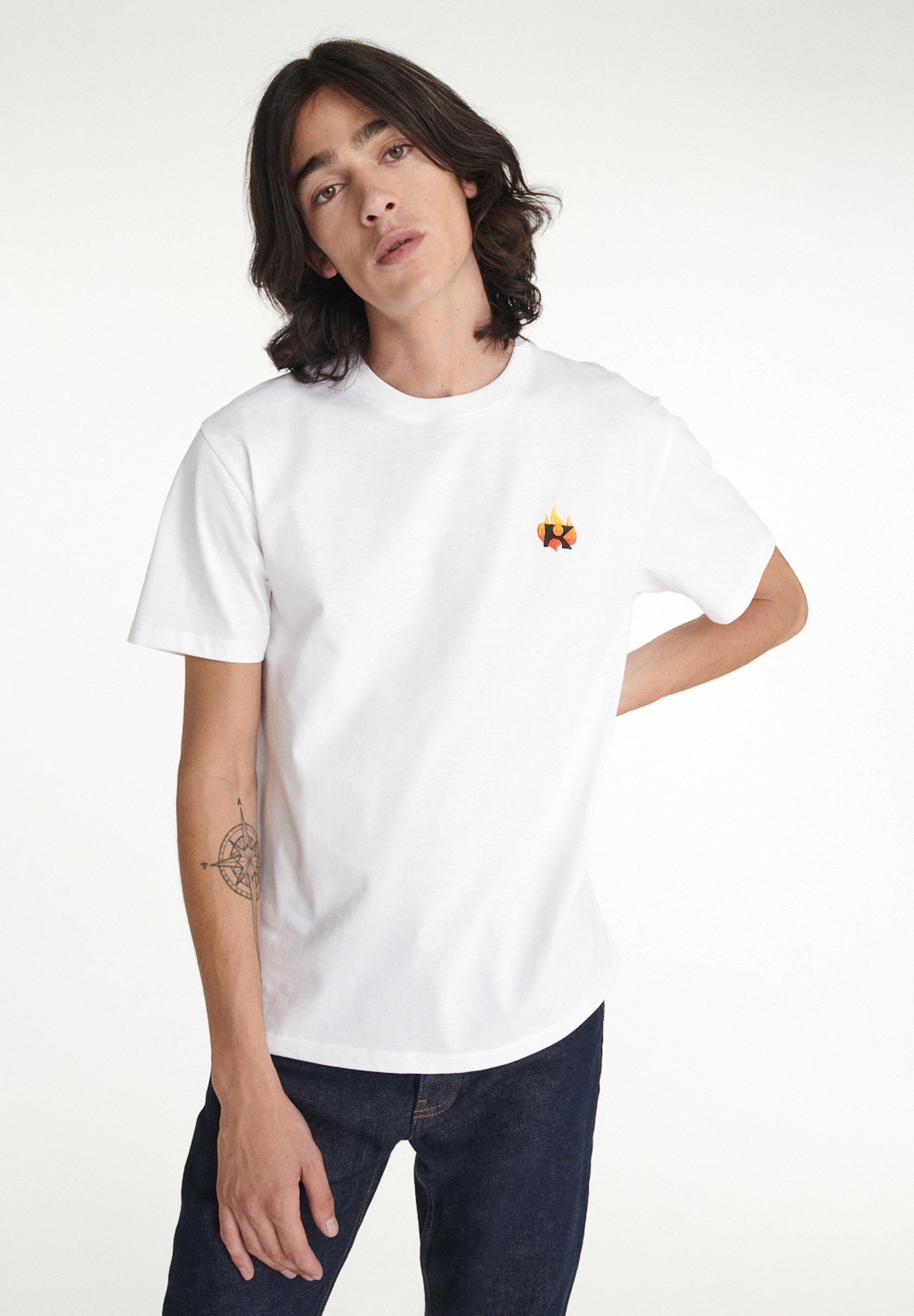 Homme MANCHES COURTES  - T-shirt basique
