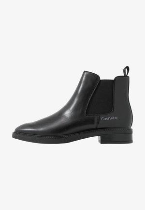 FRANCA - Boots à talons - black