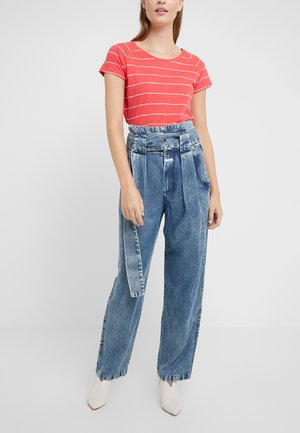 GLEN - Relaxed fit jeans - dark blue