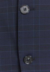 Selected Homme - SLHSLIM KYLELOGAN SET - Suit - navy blue/light blue - 11