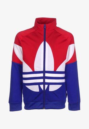 TREFOIL - Training jacket - scarlet
