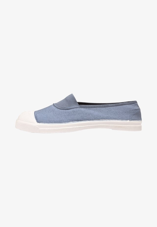 ELASTIC - Instappers - blue