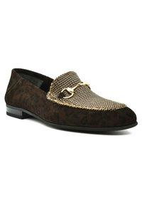Fertini - Casual lace-ups - brown leopard - 1