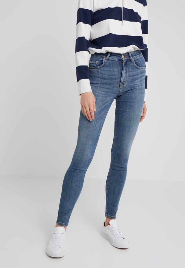 MARILYN  - Jeansy Skinny Fit - light favourite blue