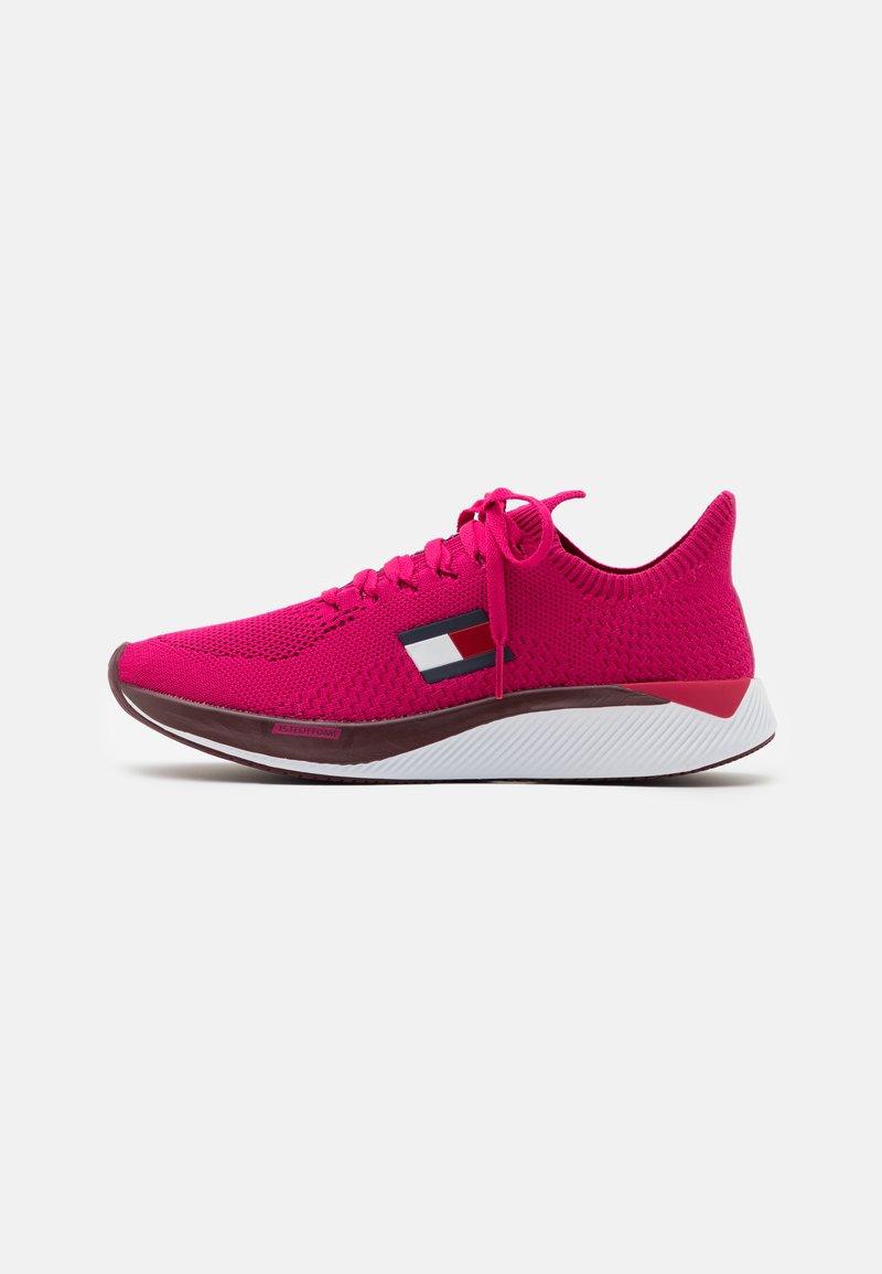 Tommy Hilfiger - ELITE 2 WOMEN - Neutral running shoes - pink