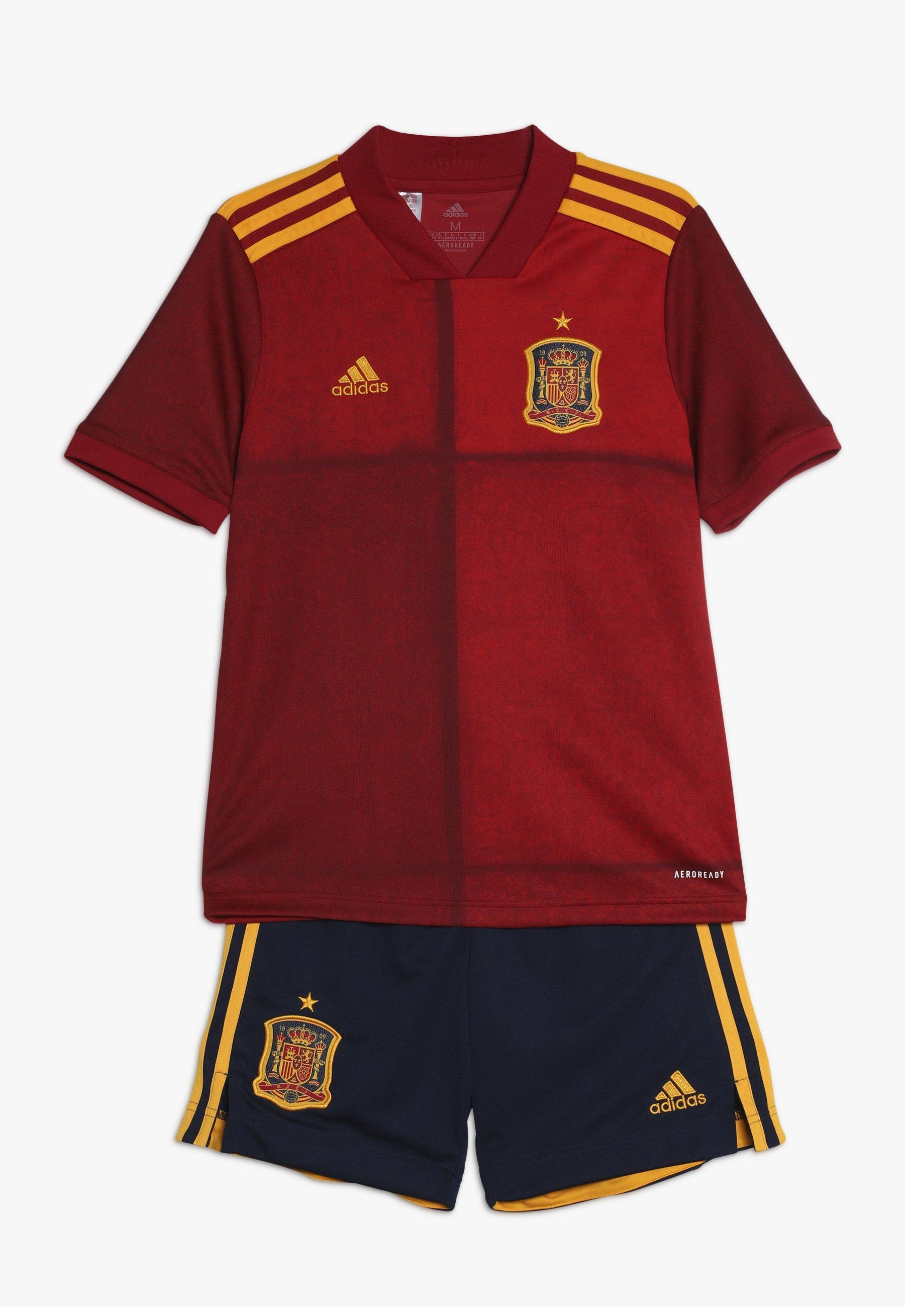 Kids SPAIN FEF HOME JERSEY KIT - Club wear
