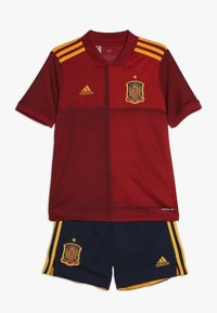 adidas Performance - SPAIN FEF HOME JERSEY KIT - Tracksuit - vicred - 0