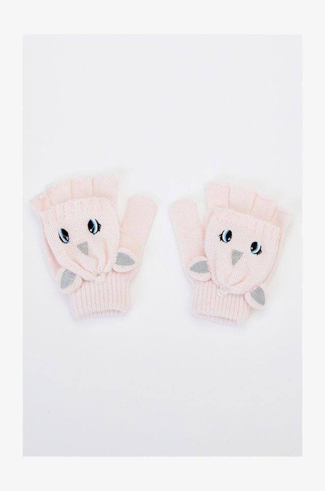 Kynsikkäät - pink
