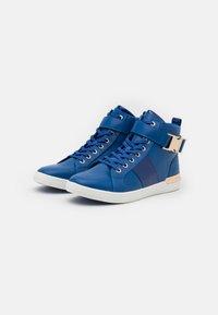 ALDO - BRAUER - Sneaker high - blue - 1