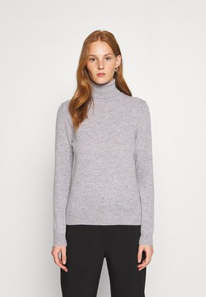 TURTLE NECK - Maglione - light grey