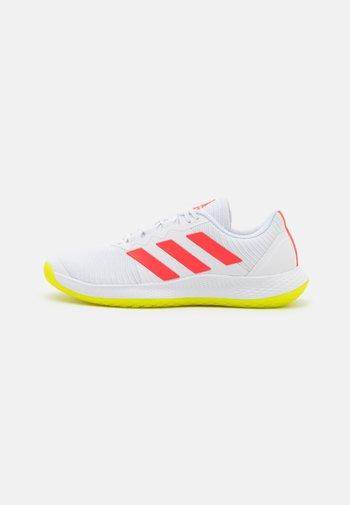 FORCEBOUNCE - Handball shoes - white