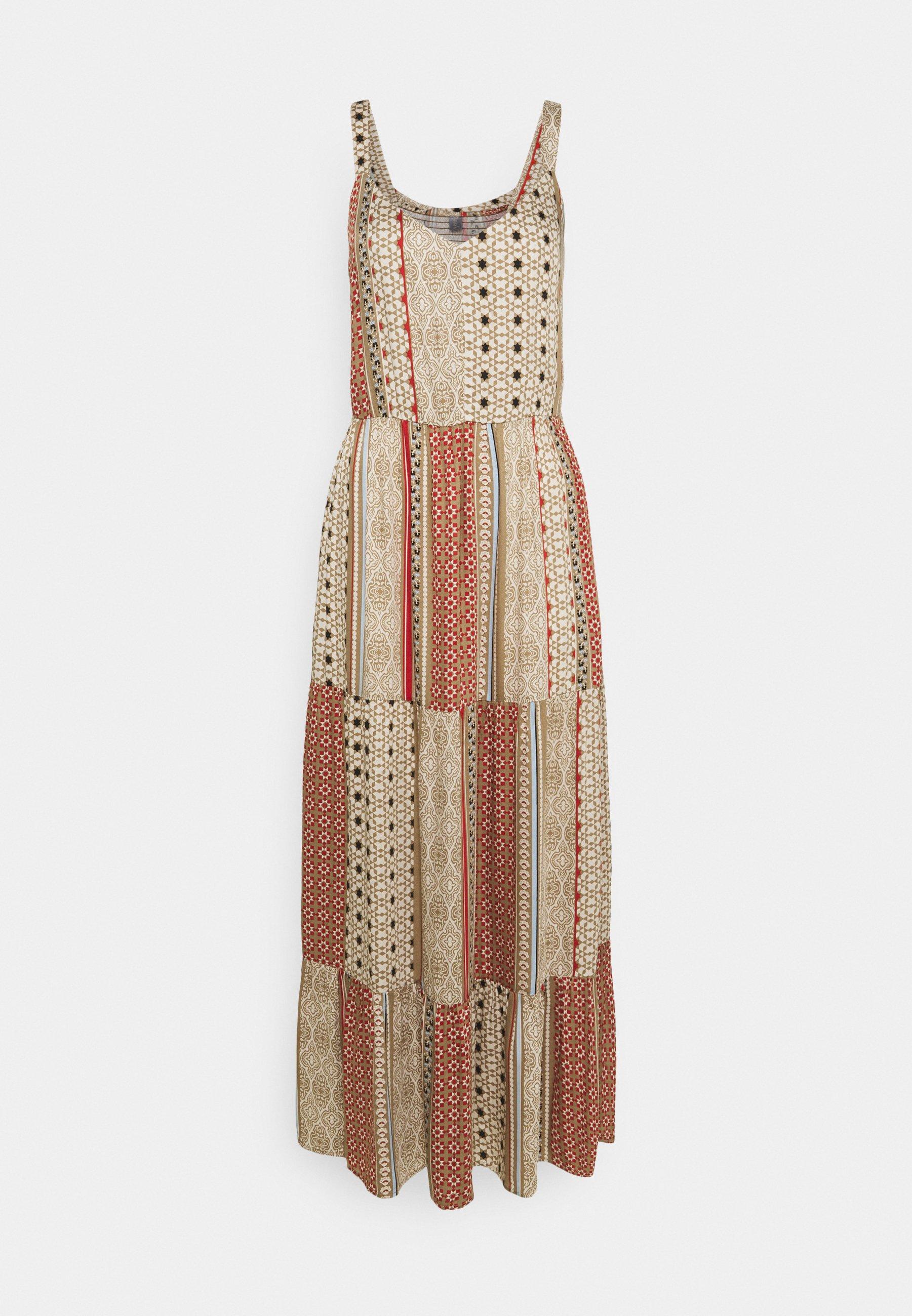 Women MOURITZA DRESS - Maxi dress