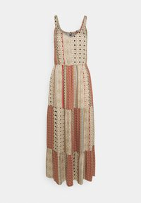 Culture - MOURITZA DRESS - Maxi dress - elmwood - 0
