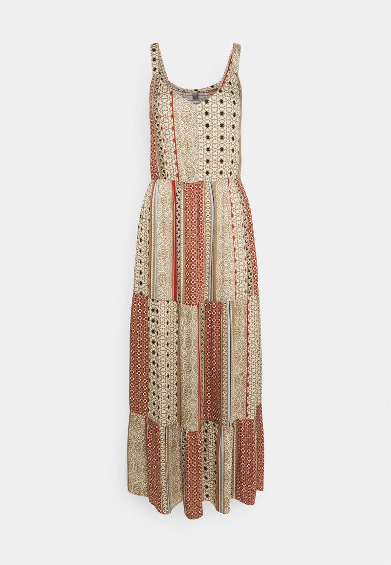 Culture - MOURITZA DRESS - Maxi dress - elmwood