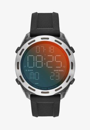 CRUSHER - Digital watch - schwarz