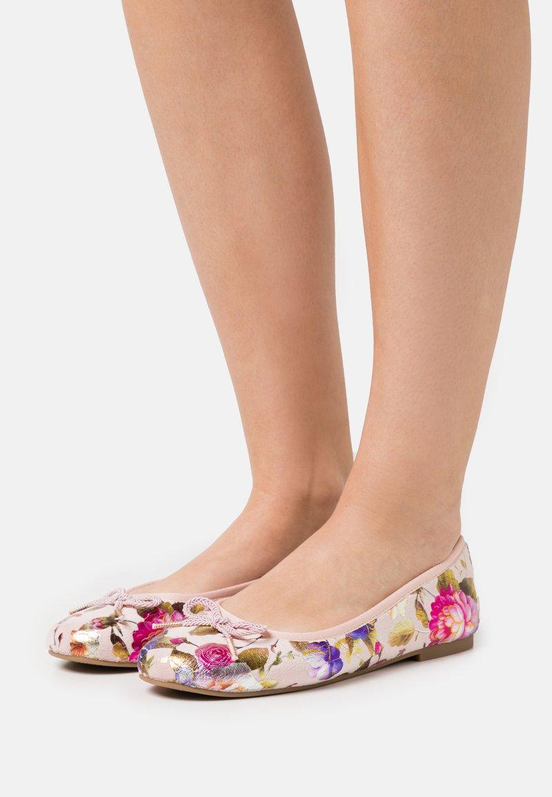 Tamaris - Ballet pumps - rose
