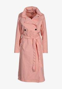 Scandinavian Edition - Trenchcoat - pink - 0